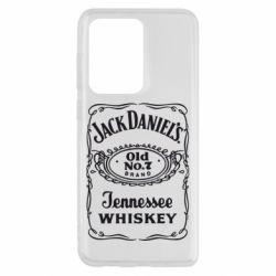Чохол для Samsung S20 Ultra Jack daniel's Whiskey