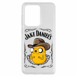 Чохол для Samsung S20 Ultra Jack Daniels Adventure Time