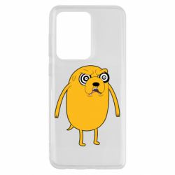 Чохол для Samsung S20 Ultra Jake from  Adventure Time