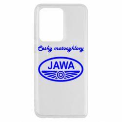 Чохол для Samsung S20 Ultra Java Cesky Motocyclovy