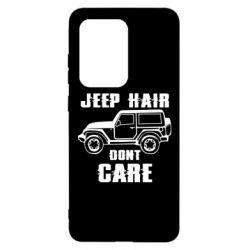 Чохол для Samsung S20 Ultra Jeep hair don't care