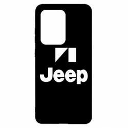 Чехол для Samsung S20 Ultra Jeep Logo