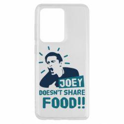 Чехол для Samsung S20 Ultra Joey doesn't share food!