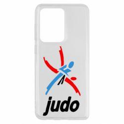Чохол для Samsung S20 Ultra Judo Logo