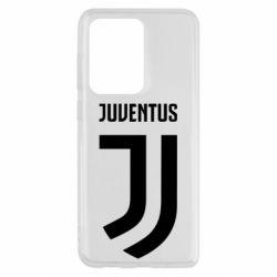 Чехол для Samsung S20 Ultra Juventus Logo