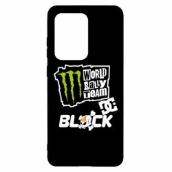 Чохол для Samsung S20 Ultra Ken Block Monster Energy