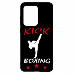 Чохол для Samsung S20 Ultra Kickboxing Fight