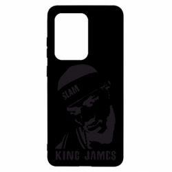 Чохол для Samsung S20 Ultra King James