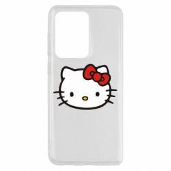 Чохол для Samsung S20 Ultra Kitty
