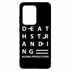 Чохол для Samsung S20 Ultra Kojima Produ