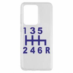 Чохол для Samsung S20 Ultra Коробка передач