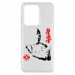 Чохол для Samsung S20 Ultra Kyokushin Kanku logo