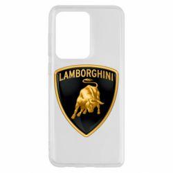 Чохол для Samsung S20 Ultra Lamborghini Logo