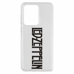 Чохол для Samsung S20 Ultra Led Zeppelin