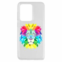 Чохол для Samsung S20 Ultra Lion vector