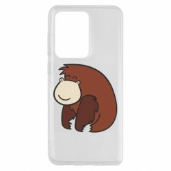 Чехол для Samsung S20 Ultra Little monkey