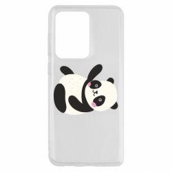 Чехол для Samsung S20 Ultra Little panda