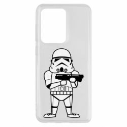 Чохол для Samsung S20 Ultra Little Stormtrooper