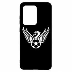 Чохол для Samsung S20 Ultra Liverpool and soccer ball