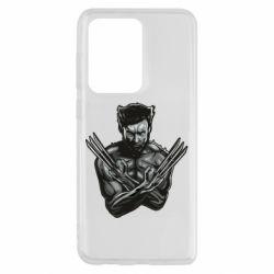 Чохол для Samsung S20 Ultra Logan Wolverine vector