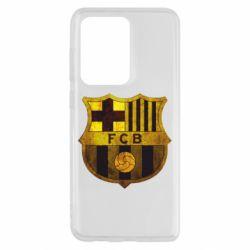 Чохол для Samsung S20 Ultra Логотип Барселони