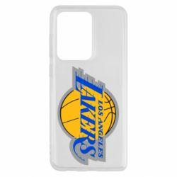 Чохол для Samsung S20 Ultra Los Angeles Lakers