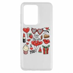Чохол для Samsung S20 Ultra Love is in the air
