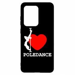 Чохол для Samsung S20 Ultra Love Pole Dance