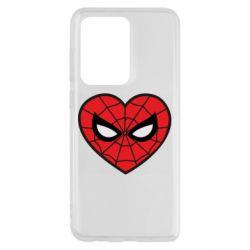 Чохол для Samsung S20 Ultra Love spider man