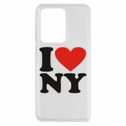 Чохол для Samsung S20 Ultra Люблю Нью Йорк