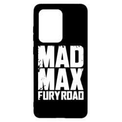 Чехол для Samsung S20 Ultra MadMax