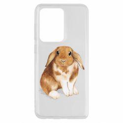 Чохол для Samsung S20 Ultra Маленький кролик