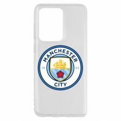 Чохол для Samsung S20 Ultra Manchester City