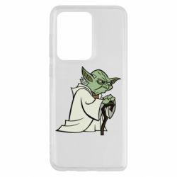 Чехол для Samsung S20 Ultra Master Yoda