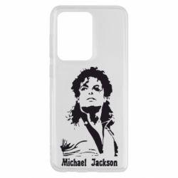 Чохол для Samsung S20 Ultra Майкл Джексон