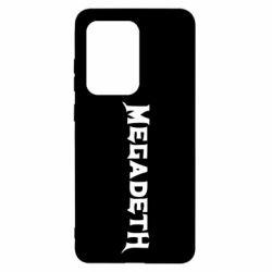 Чохол для Samsung S20 Ultra Megadeth
