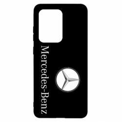 Чехол для Samsung S20 Ultra Mercedes-Benz Logo