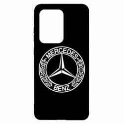Чохол для Samsung S20 Ultra Mercedes Логотип