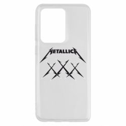 Чохол для Samsung S20 Ultra Metallica XXX