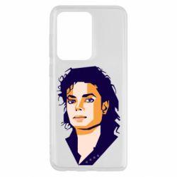 Чохол для Samsung S20 Ultra Michael Jackson Graphics Cubism