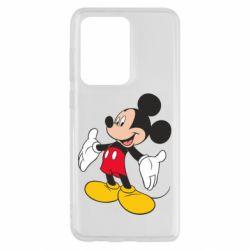 Чохол для Samsung S20 Ultra Mickey Mouse