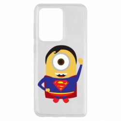 Чохол для Samsung S20 Ultra Minion Superman