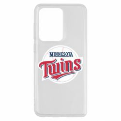 Чохол для Samsung S20 Ultra Minnesota Twins
