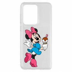 Чохол для Samsung S20 Ultra Minnie Mouse and Ice Cream