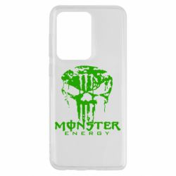 Чохол для Samsung S20 Ultra Monster Energy Череп
