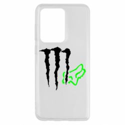 Чохол для Samsung S20 Ultra Monster Energy FoX