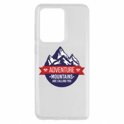 Чохол для Samsung S20 Ultra Mountains are calling you