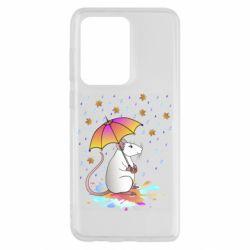 Чохол для Samsung S20 Ultra Mouse and rain