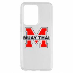 Чохол для Samsung S20 Ultra Muay Thai Big M