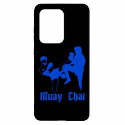 Чохол для Samsung S20 Ultra Muay Thai Fighters